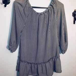Maurices Tops - MAURICES ladies shrug cold shoulder top